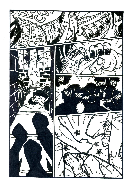 p.s. comic page